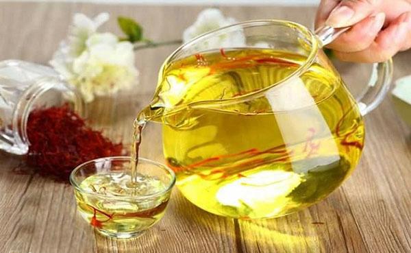 tashrifat saffron giải được rượu