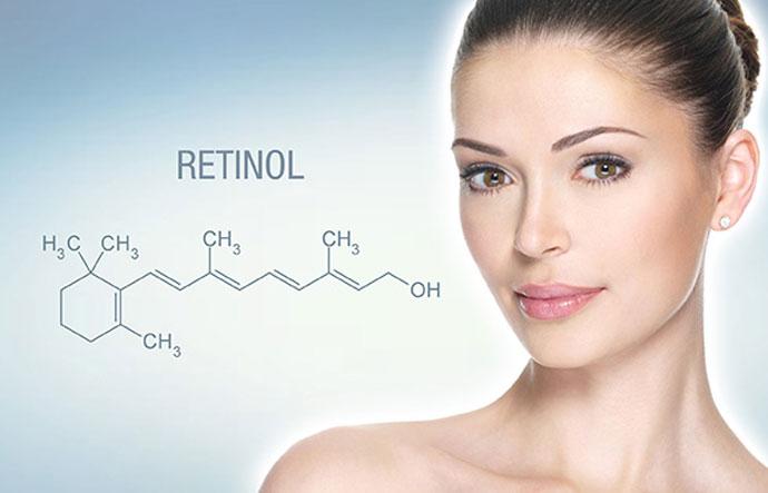 vai trò của vitamin A đối với làn da của bạn