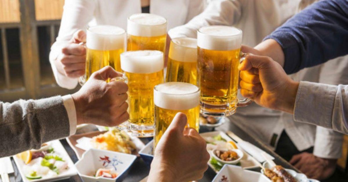 tác hại của việc sử dụng rượu bia